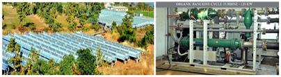 Hybrid Solar-Biomass Power Plant